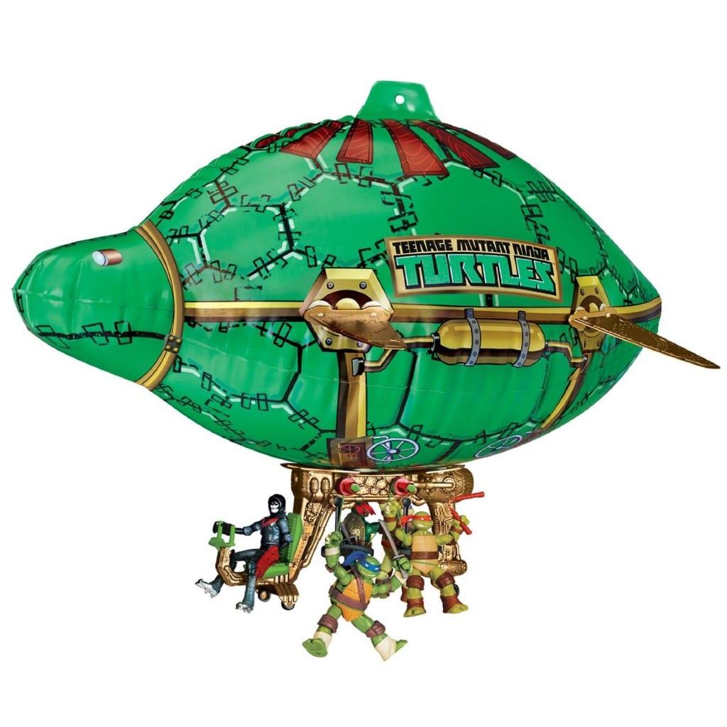 Playmates Teenage Mutant Ninja Turtles Turtle Blimp