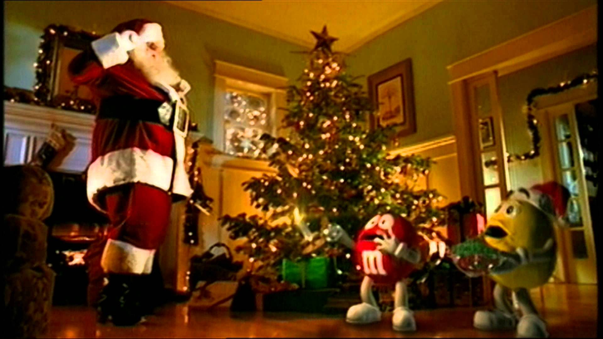 maybe this is just me but i think that commercials are fascinating its interesting to learn about the tricks that advertising executives use to burrow - Christmas Commercials