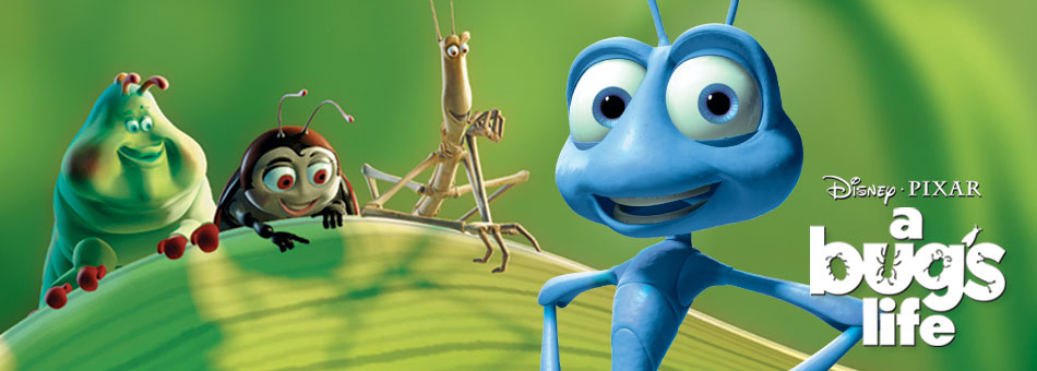 a critical movie review of a bugs life But the pixar computer animation studio, a disney co-producer, broke new  ground with toy story in 1995, and now with a bug's life, it runs.