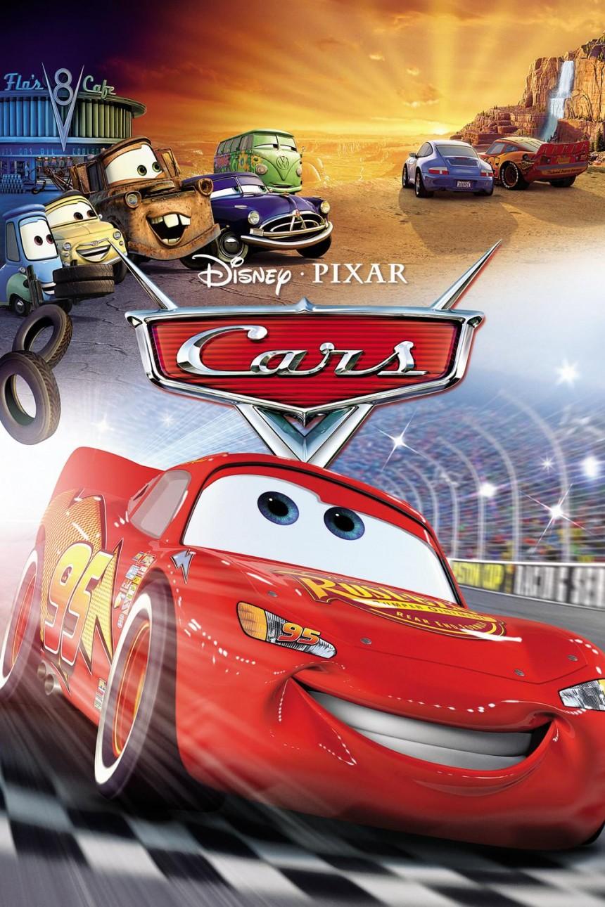 Pixar Rewind: 'Cars'   Rotoscopers
