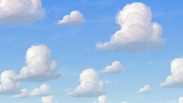 Pixar Rewind Toy Story 3 Rotoscopers