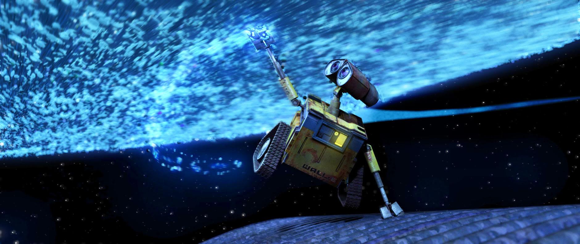 Wall-E-Stars-Flying