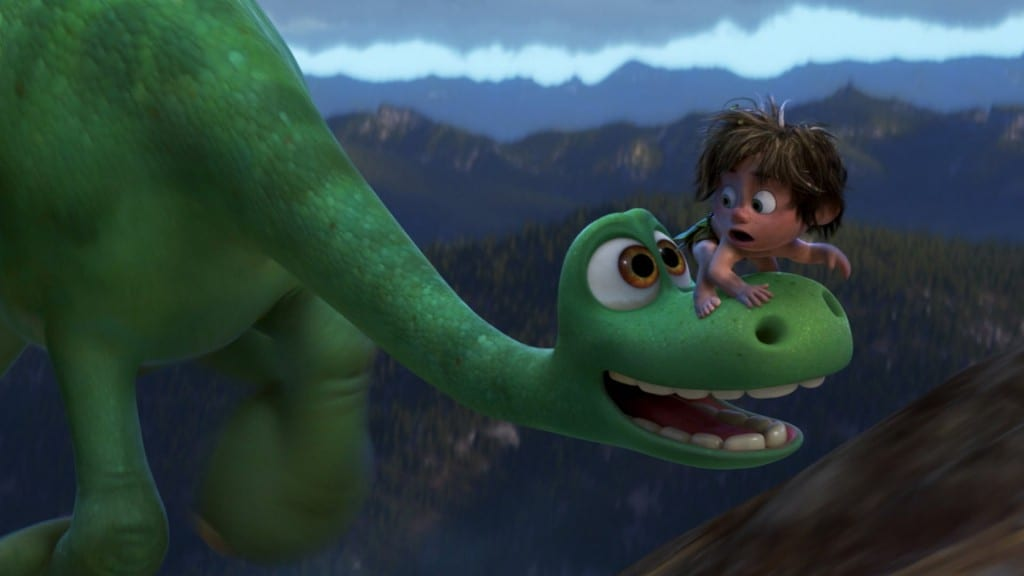 Can you enjoy a film more, like The Good Dinosaur, when your expectations are lowered?