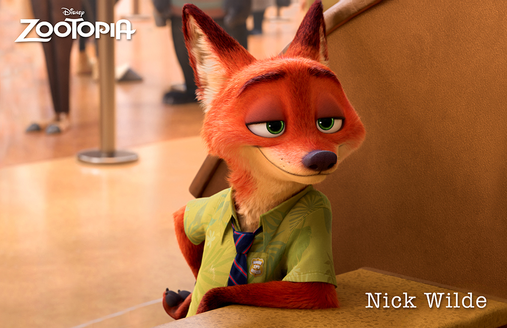 Nick-Wilde-from-Zootopia