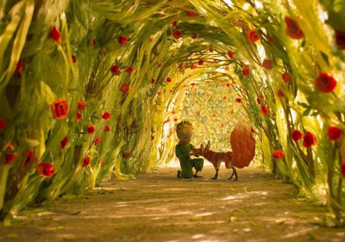 Little-Prince-Fox-Rose