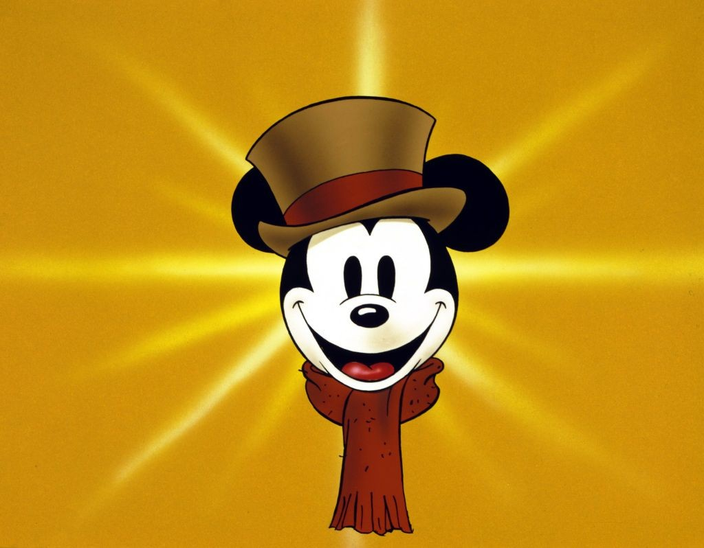 Mickey Mouse A Christmas Carol.Rotoscopers 12 Days Of Christmas Mickey S Christmas Carol