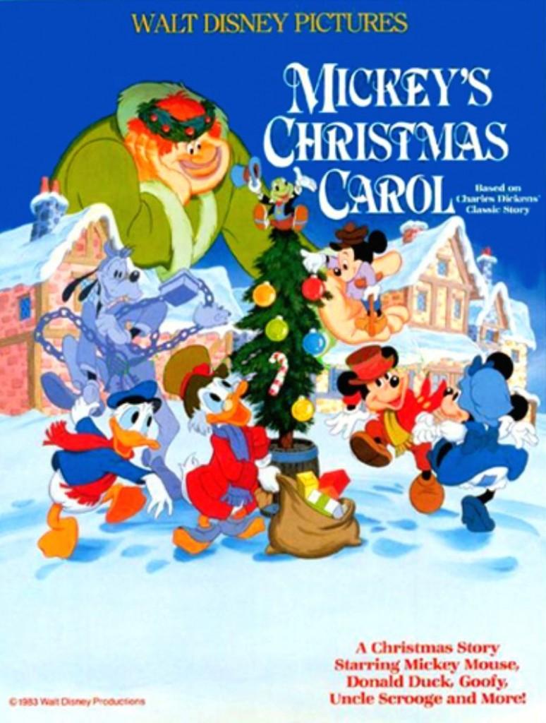 Disney 12 Days Of Christmas.Rotoscopers 12 Days Of Christmas Mickey S Christmas Carol