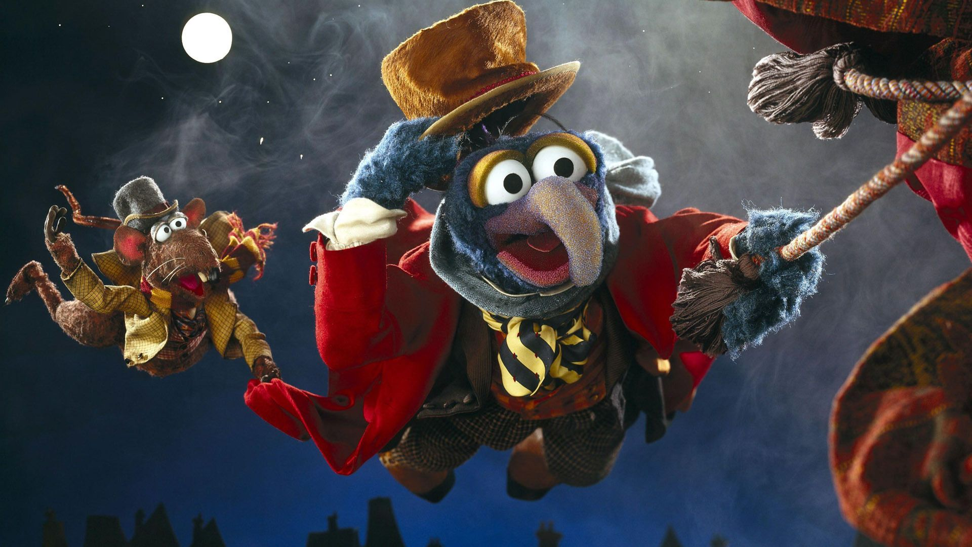 muppets christmas carol great gonzo - Best Christmas Carol Movie
