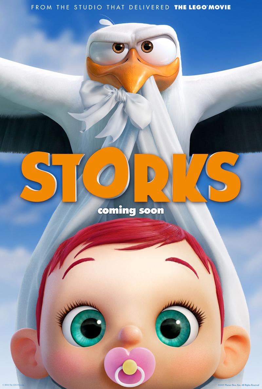 Storks-poster