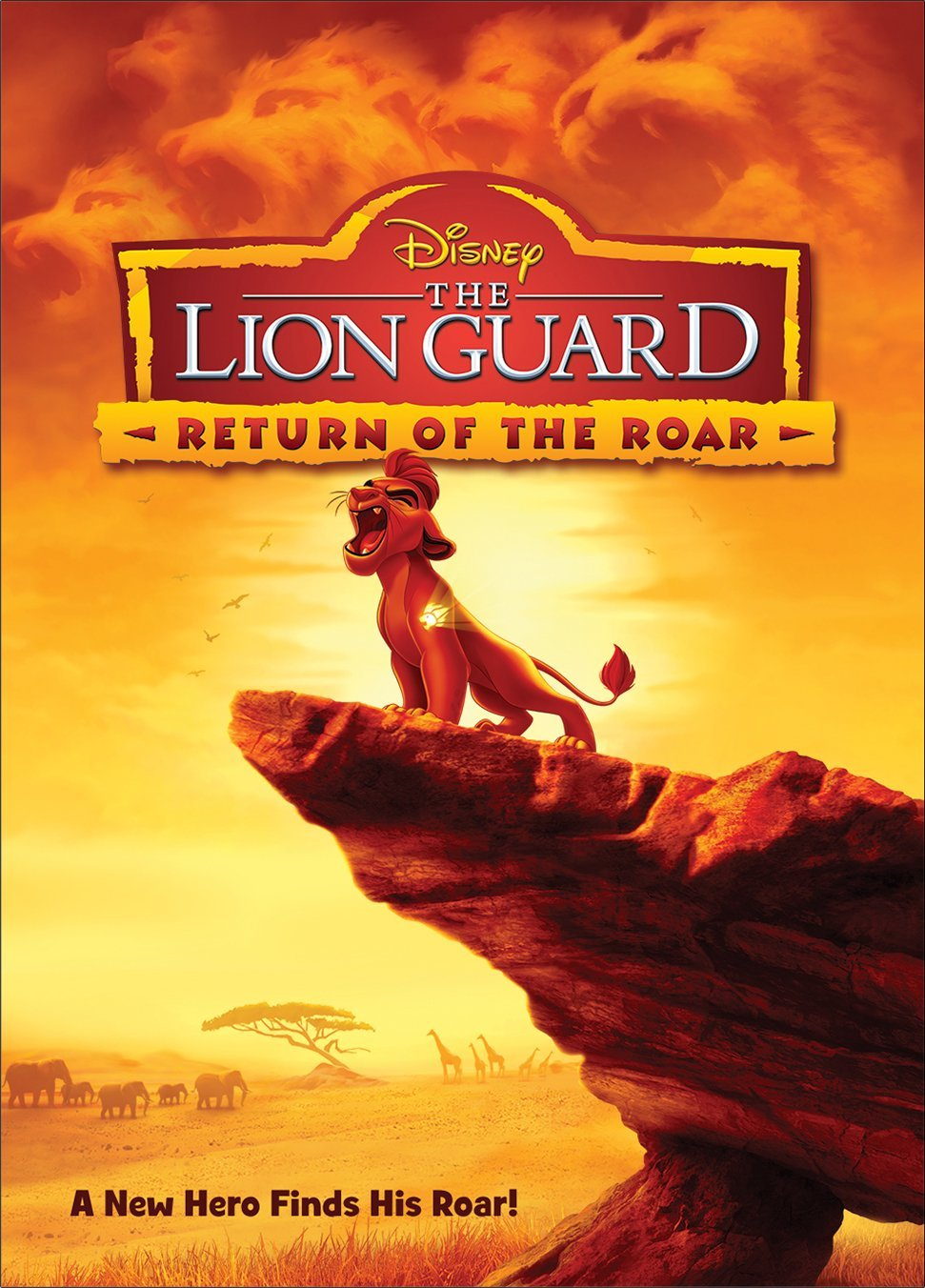 39 the lion guard return of the roar 39 dvd review rotoscopers. Black Bedroom Furniture Sets. Home Design Ideas