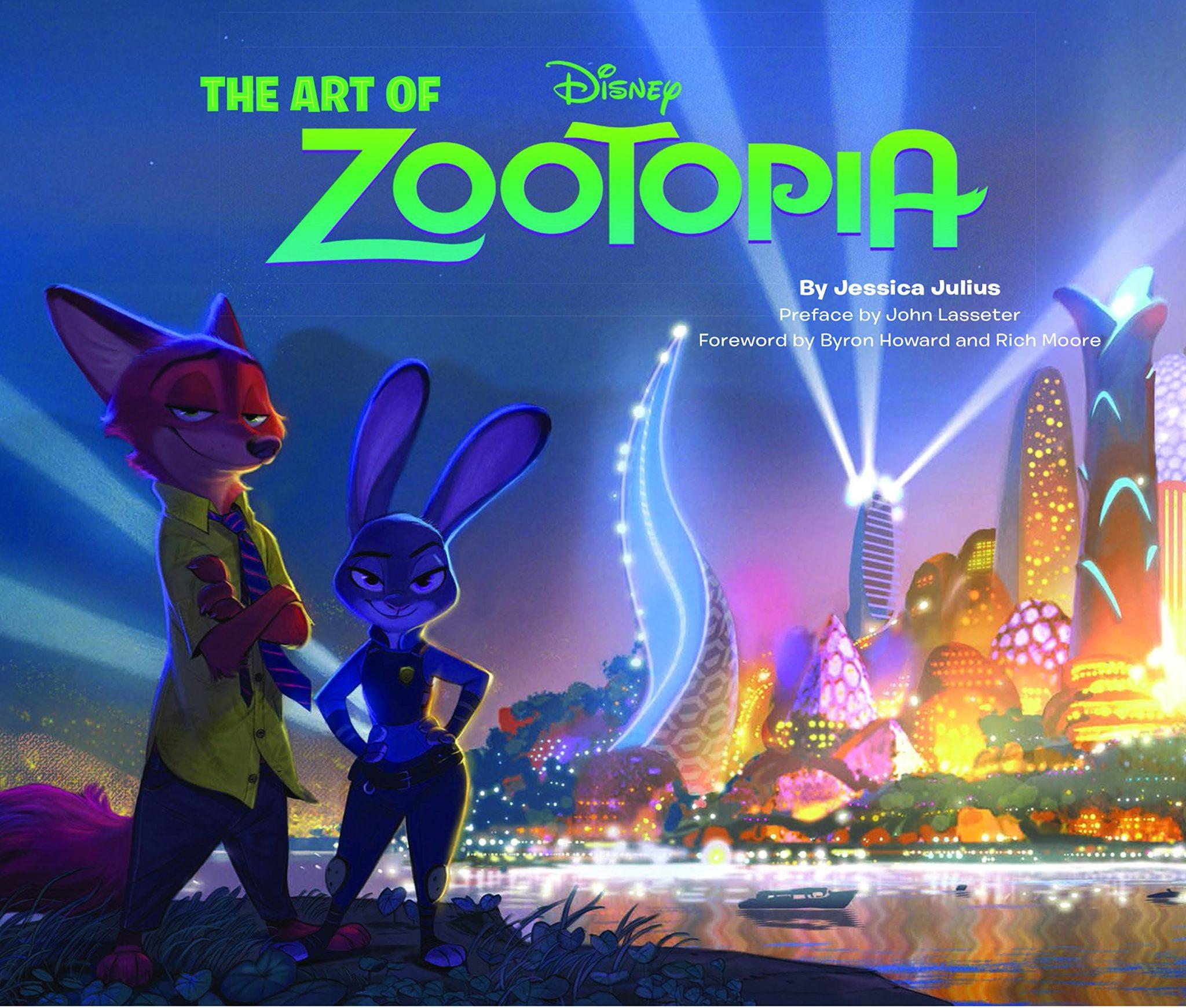 the-art-of-zootopia