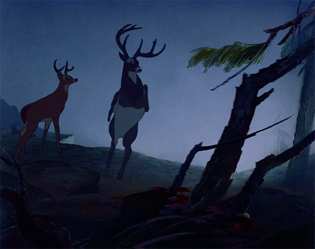 disney canon countdown 5 bambi rotoscopers