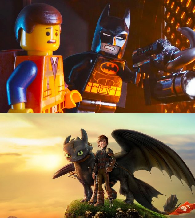 Release Date Changes The Lego Movie Sequel Moves To 2019 How To Train Your Dragon 3 Takes May 2018 Spot Rotoscopers