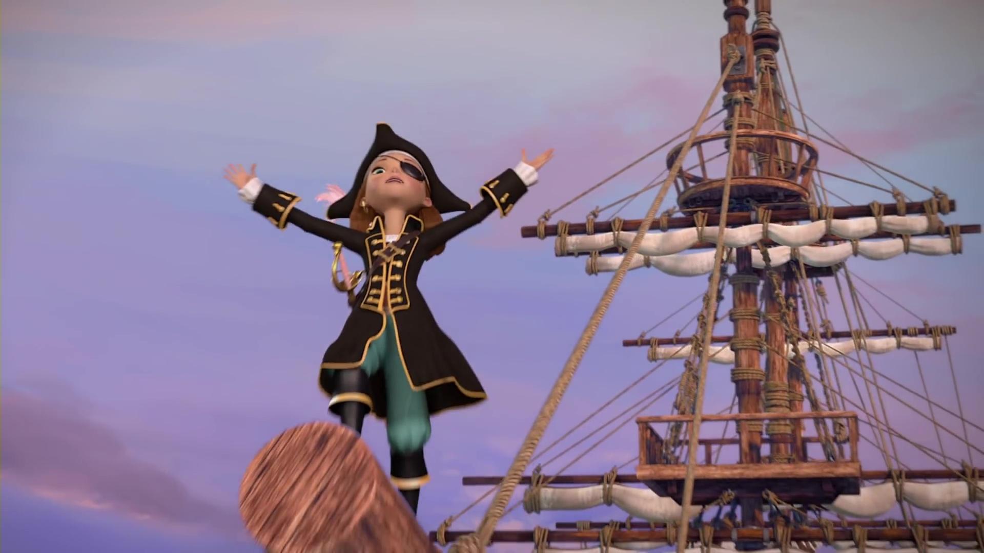 Swan Princess Pirate 2