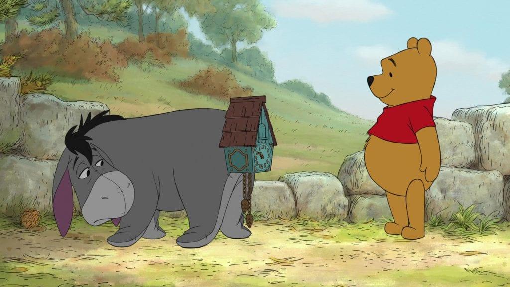 Disney Canon Countdown 51 Winnie The Pooh Rotoscopers