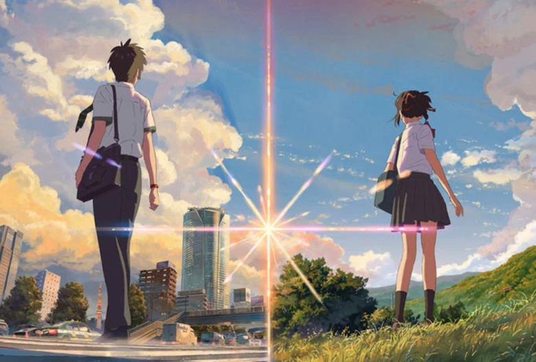 REVIEW] 'Your Name' (Kimi no Na wa) | Rotoscopers