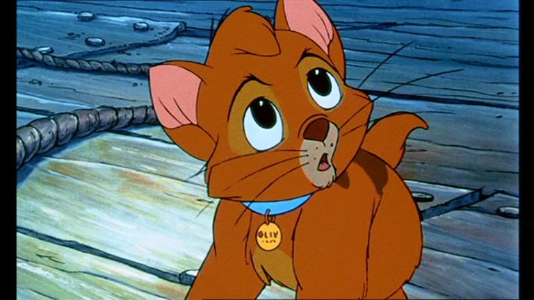 Ginger Cat Film Animated