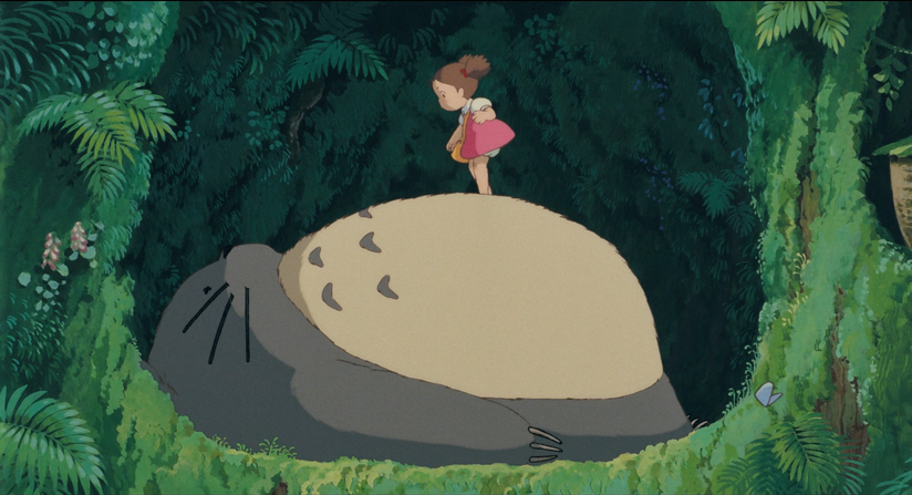 My Neighbor Totoro Roar: Studio Ghibli Countdown: 'My Neighbor Totoro'