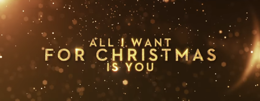 universal has announced that production has begun on an animated film adaptation of the popular mariah carey song all i want for christmas is you - All I Want For Christmas Song