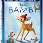 Review: Bambi Signature Collection Blu-ray