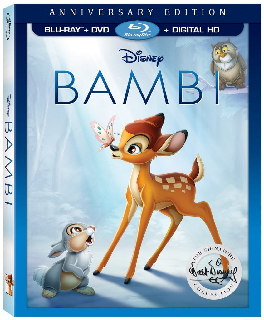 Bambi-Signature-Collection-Bluray-Combo
