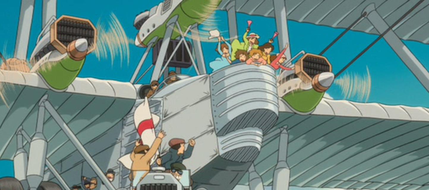 Studio Ghibli Countdown The Wind Rises Rotoscopers