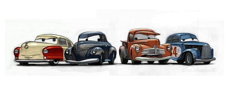 Disney Pixar Cars  The Rusty S Race Center