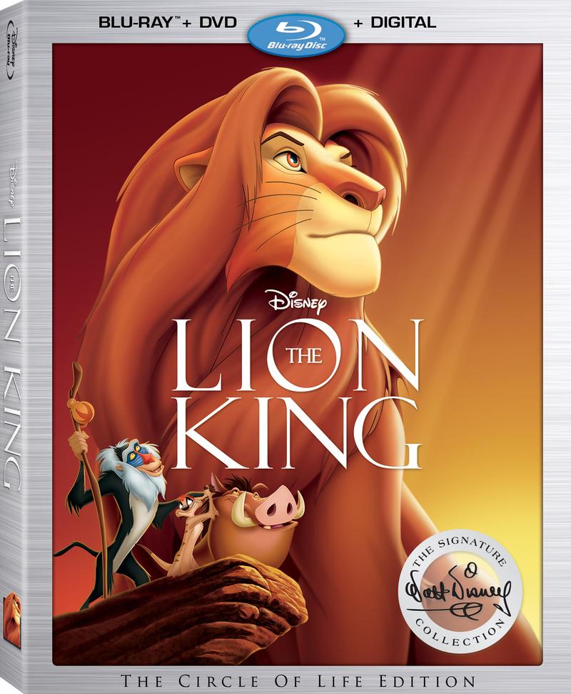 Lion-King-Walt-Disney-Signature-Collection-Cover
