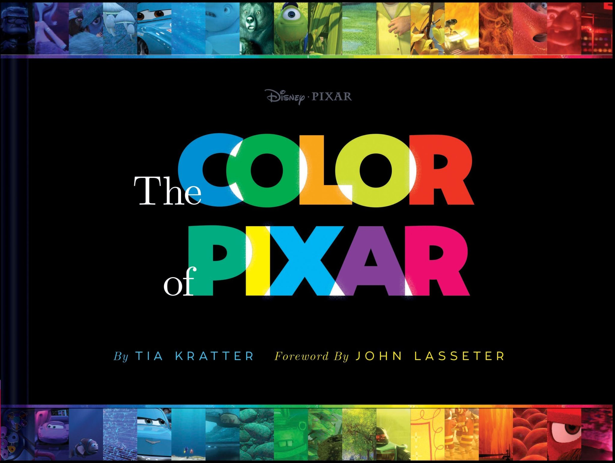 [BOOK REVIEW] The Color of Pixar | Rotoscopers