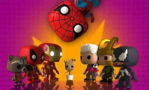 Marvel Animation's Funko Pop shorts