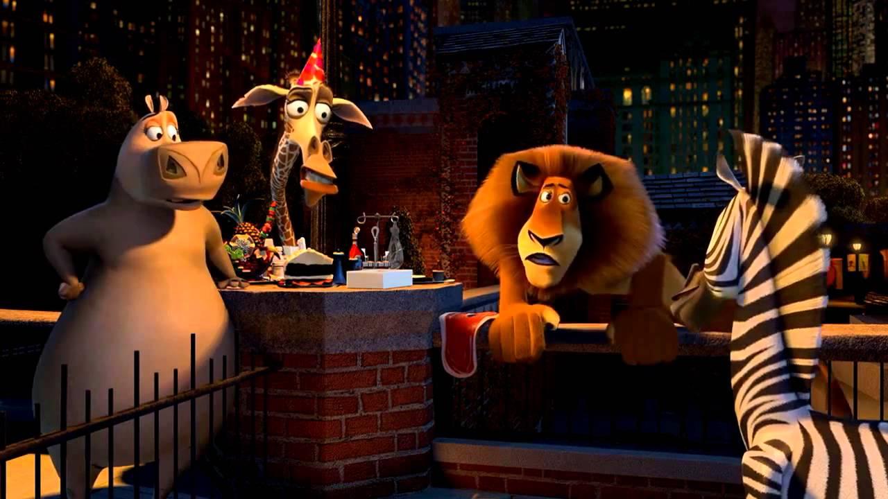 Dreamworks Animation Countdown 10 'Madagascar' | Rotoscopers