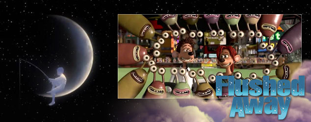 DreamWorks Animation Countdown 13: 'Flushed Away' | Rotoscopers