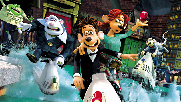dreamworks countdown 13 flushed away rotoscopers