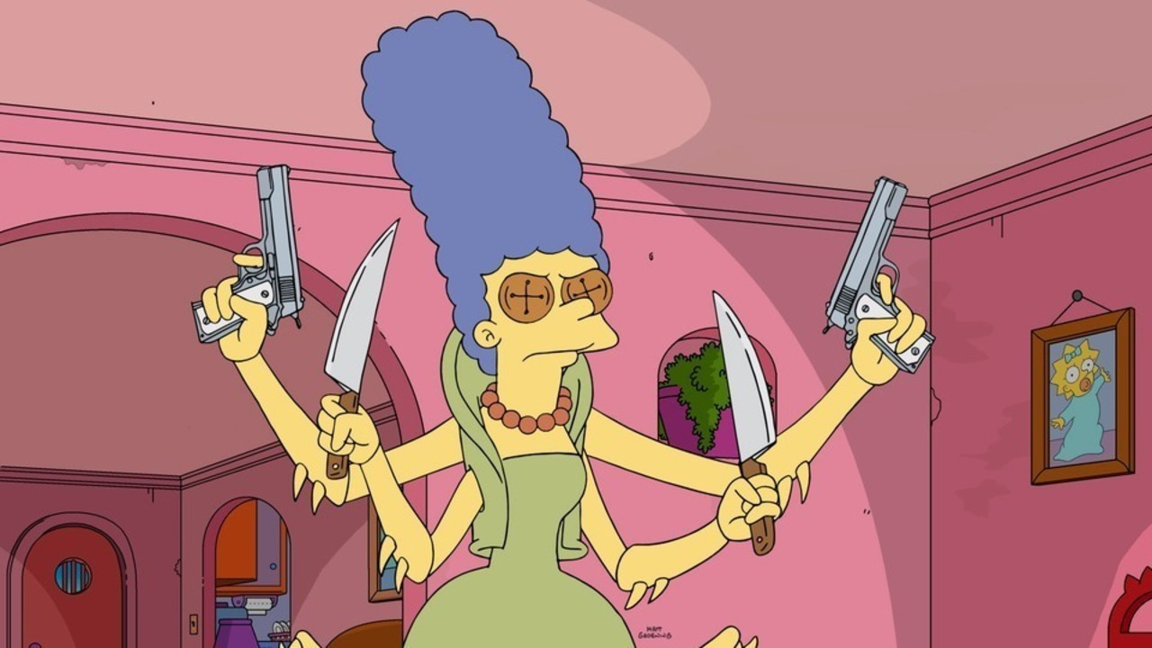 The-Simpsons-Treehouse-of-Horror-2017