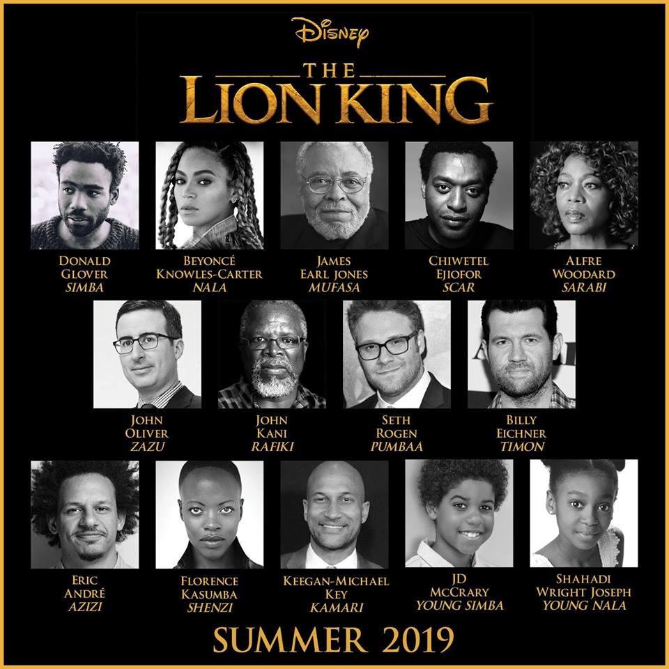 Disney-The-Lion-King-2019-Remake-Cast