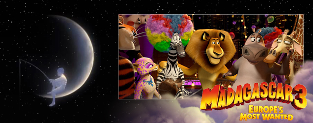 DreamWorks Countdown 24: 'Madagascar 3: Europe's Most Wanted