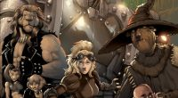 "In an announcement that seems to have come out of nowhere, Arcana Studios is producing a ""steampunk re-imagining"" of The Wizard of Oz in the form of The Steam Engines […]"