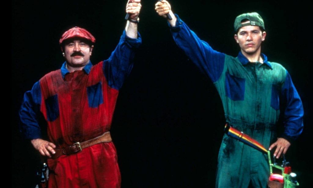 Super Mario Bros. Movie (1993)