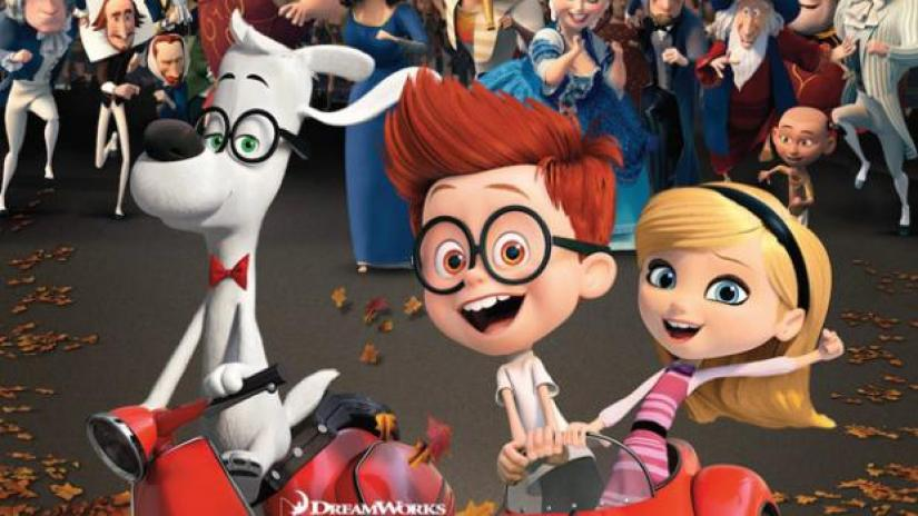 DreamWorks Countdown 28: 'Mr  Peabody and Sherman' | Rotoscopers