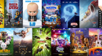 As we close off another wild year of animation, it's time to reflect back at the mainstream animated features of 2017. With a total of 15 wide releases, this year's […]