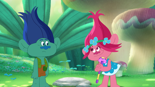 new dreamworks shows coming to netflix trolls captain