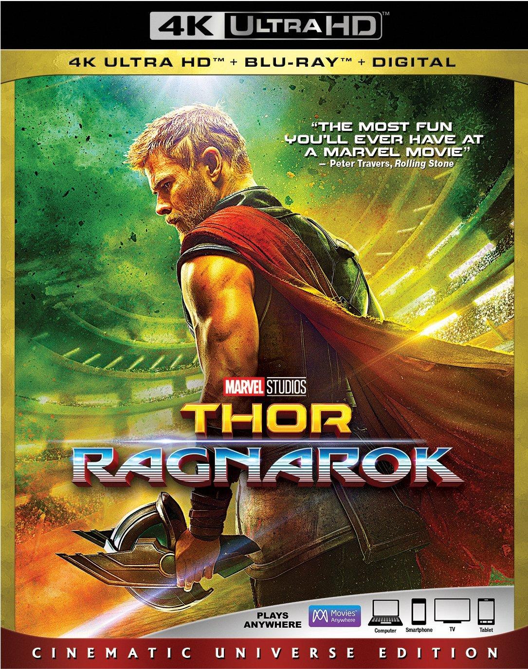 Thor-Ragnarok-4K-Ultra-HD-Bluray-Marvel-Studios
