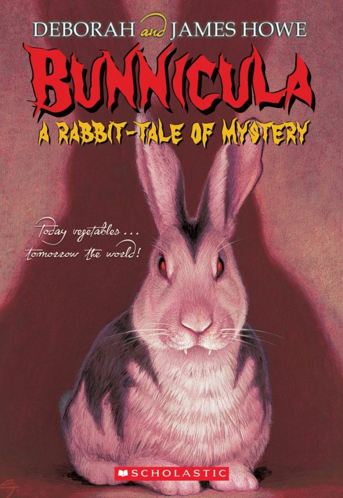 The Bunnicula saga by Deborah and James Howe