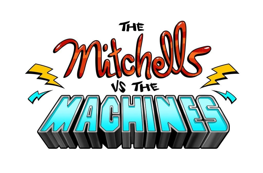 Logo for The Mitchells vs. The Machines