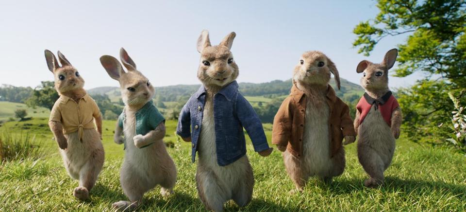 Sony Pictures' Peter Rabbit