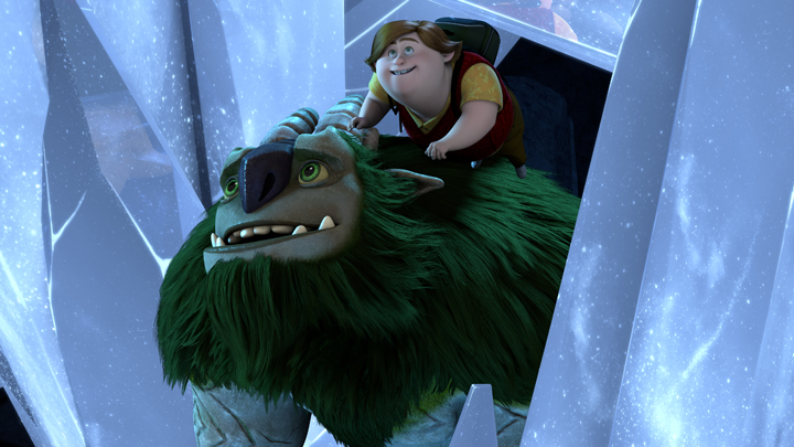 Trollhunters season 3 screenshot 2