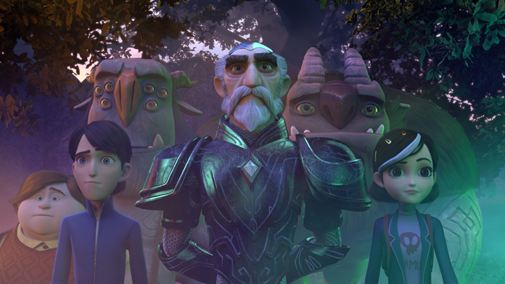 Trollhunters season 3 screenshot 3