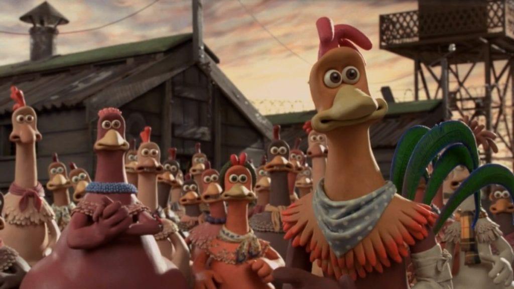 Aardman Animations' Chicken Run