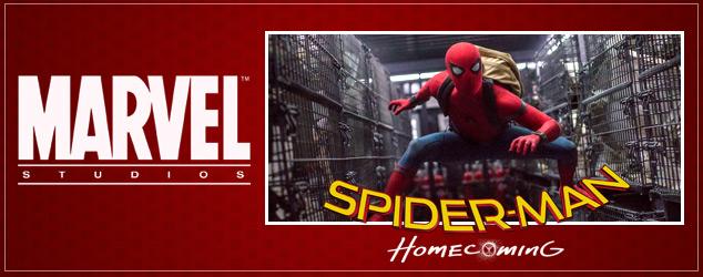 MCU Countdown #16 - Spider-Man-Homecoming