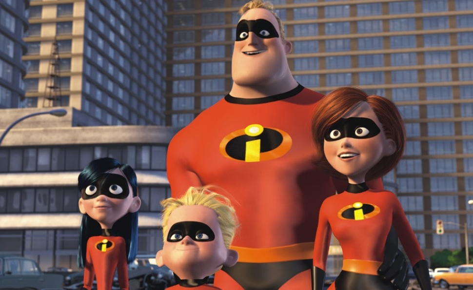 The Incredibles featured image